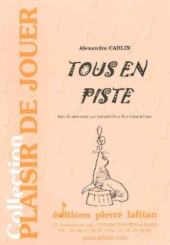 Partitions classique LAFITAN CARLIN ALEXANDRE - TOUS EN...