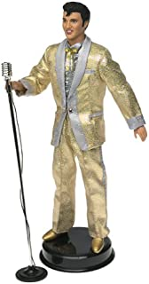 Barbie ELVIS PRESLEY DOLL King of Rock & Roll COLLECTOR EDITION Timeless Treasures (2001)