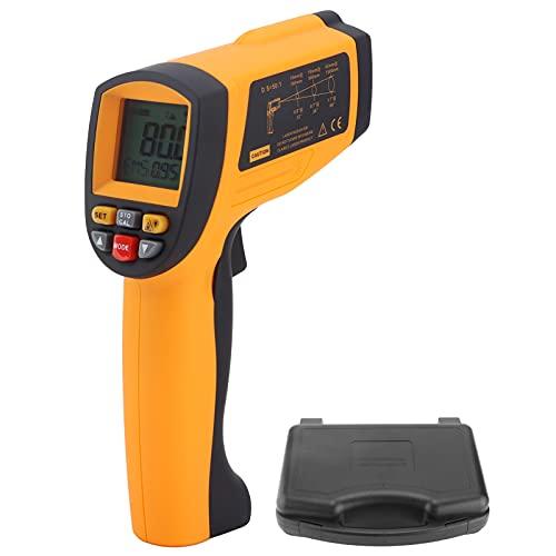 Termómetro infrarrojo GM1150A Termómetro digital sin contacto Termómetro infrarrojo portátil Medidor de temperatura industrial