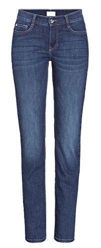 MAC Damen Jeans Angela 5240 new basic wash D845 (40/32)