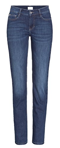 MAC Damen Jeans Angela 5240 new basic wash D845 (38/30)