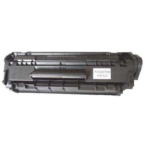 generink Q2612 A/EP703 laser tonercartridge compatibel met printer Canon, zwart