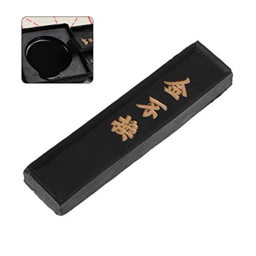 Boji Chinesische Kalligraphie Und Malerei Kstone Mit Chinesischen Taditional Ink Stones Rechteck Ink Stick