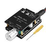 Mini Amplificador Audio Bluetooth Amplifier 2,0 2X50W 5V-24V Amplificador de potenciav para Altavoces
