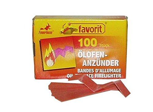Ölofenanzünder FAVORIT 100 Streifen