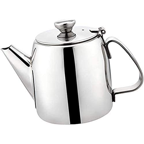 1 RVS 500 Ml Water, Thee Machine Voor De Koffie Jug Kettle RVS 304 Koffie Silver Dim Tea Milk Maid Kousen