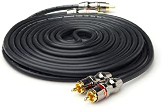 Platinum Level Pro Reference Series Audio Interconnect-6 Meters