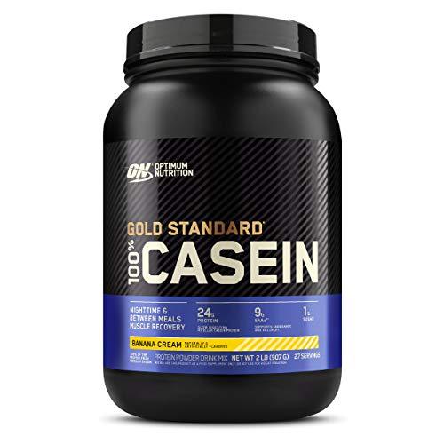 Optimum Nutrition Gold Standard 100% Casein Protein Powder
