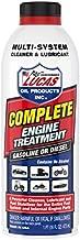 Lucas Oil Products 10016 Complete Engine Treatment 16 Oz Bottle