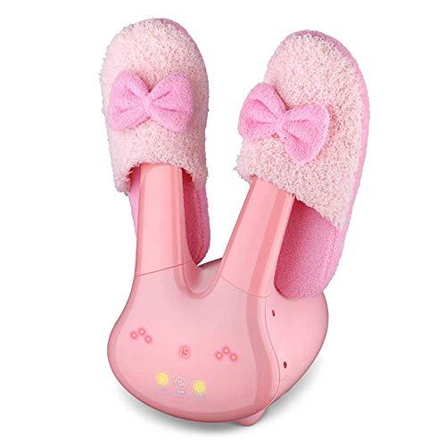 EAHKGmh Botas secador secador de zapatos, botas de ozono Esterilizador eliminar los malos olores y desinfectar los zapatos de invierno de primera necesidad calentamiento en seco multifunción forma enc