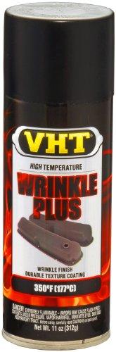VHT SP201 Wrinkle Plus Black Coating Can - 11 oz.