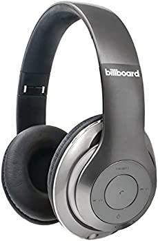 Billboard BB485 On-Ear Folding Wireless Bluetooth Headphones