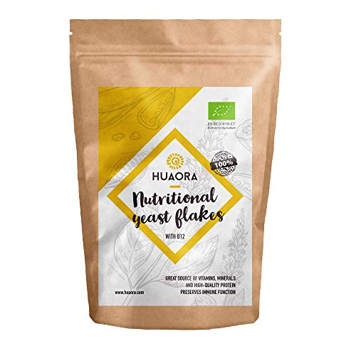 Levadura Nutricional en copos con Vitamina B12. Un complemento para mejorar todo tipo de platos