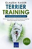 Terrier Training – Hundetraining für Deinen Terrier: Wie Du durch gezieltes Hundetraining eine einzigartige Beziehung zu Deinem Terrier aufbaust