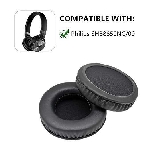 Ersatz-Ohrpolster für Philips SHB8850NC Kopfhörer-Reparaturteil