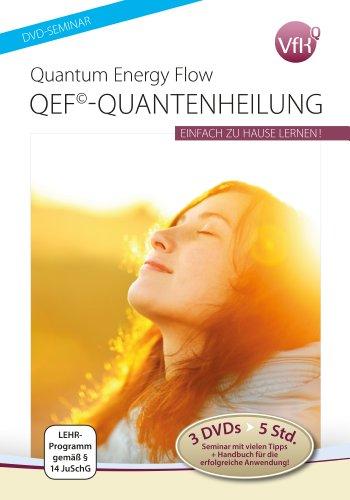 DVD-Seminar QEF-Quantenheilung: Einfach zu Hause lernen!