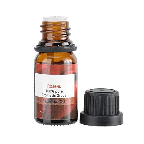 Aceite desodorante, aceite de masaje para aliviar el estrés y el cuidado del cuerpo, para aclarar, levantar y reafirmar el rostro, etc., 10 ml de aceite aromático esencial con aceites corporales