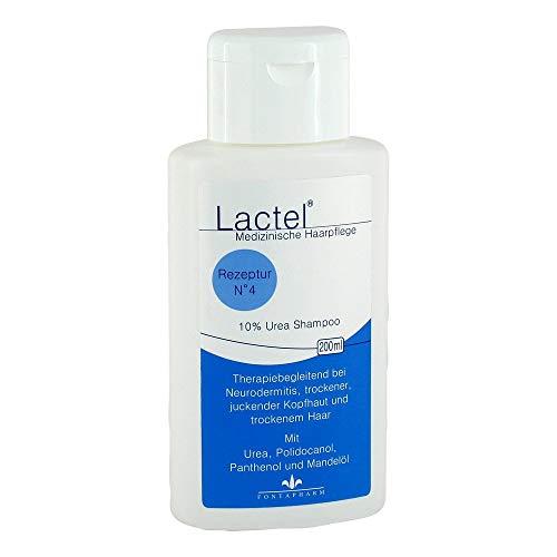 Lactel Nr. 4 Shampoo, 200 ml