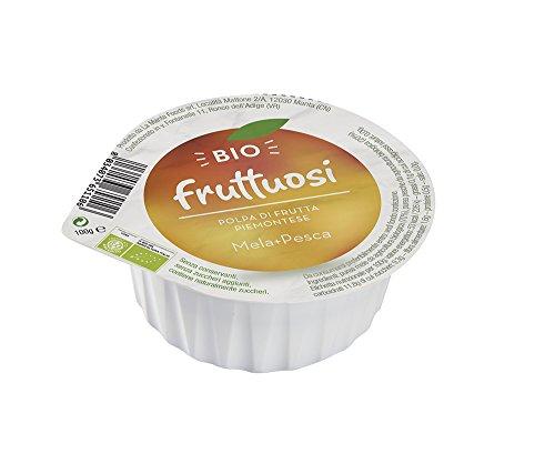 Fruttuosi Polpa di Mela, Pesca Piemontese - 100 gr