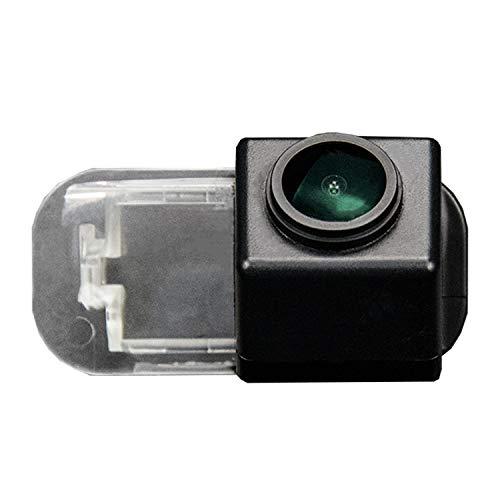 HD Caméra de Recul dans la plaque d'immatriculation Caméra vue arrière de voiture Imperméable IP69K Vision Nocturne pour Mercedes B150 B160 B170 B180 B200 Classe A W169 B Class T245 2005-2011