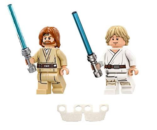 LEGO Star Wars Jedi Lot 5: Luke Skywalker Obi Wan Kenobi and Snowtrooper Kama