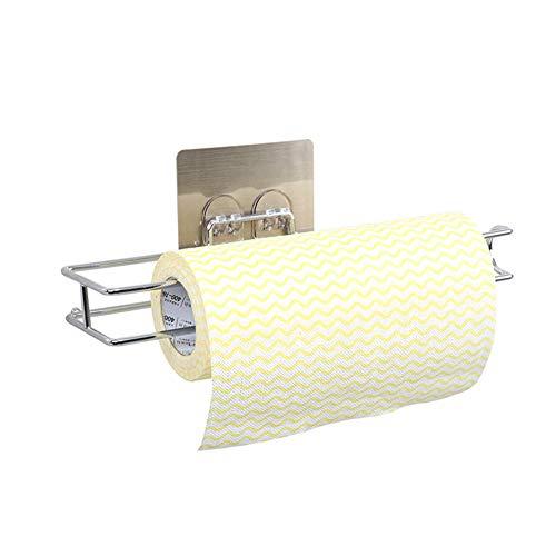 HHzha Portarollos Papel Higienico FáCil De Instalar Suporte Papel HigiéNico Ahorra Espacio Durable Soporte Papel Higienico For Dormitorio Sala De Estar