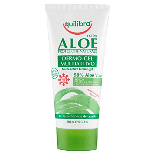 gel multi attivo protetivo aloe vera dermo 150 ml