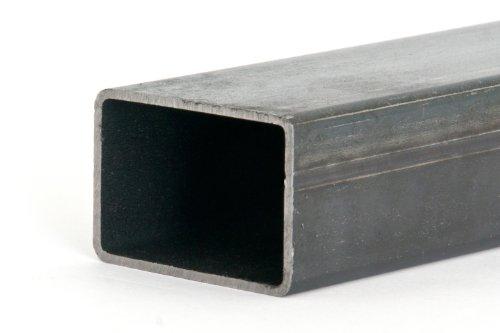Rechteckrohr Stahlrohr Hohlprofil Vierkantrohr 1000mm Länge 200x80x5mm