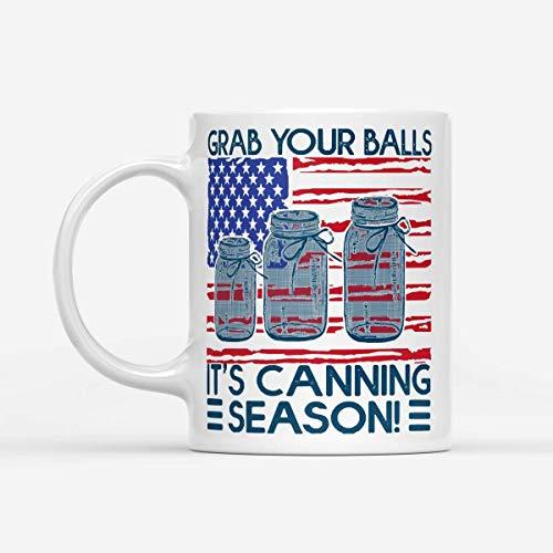 Eastlif Pesca Don 't Be A Dumb Ass Vintage Taza de café de 11 oz
