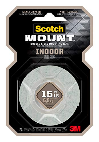 Scotch 110P Indoor Mounting Tape