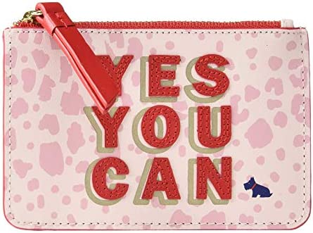 Radley London Motivational Radley Small Zip Top Coin Purse Marshmallow One Size product image