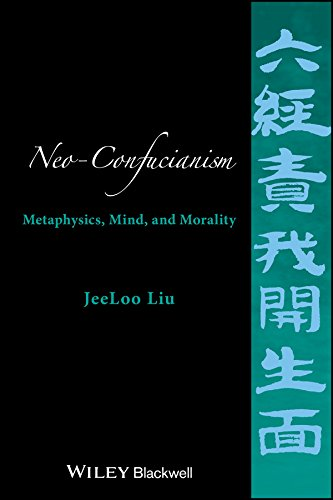 Neo-Confucianism: Metaphysics, Mind, and Morality