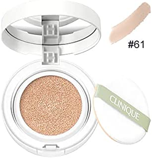 クリニーク CLINIQUE スーパー シティ ブロック BB クッション コンパクト 50 レフィル付き #61 LIGHT(VF-N) [並行輸入品]