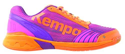 Kempa Damen Attack Women Sneakers, Rosa (05), 37.5 EU