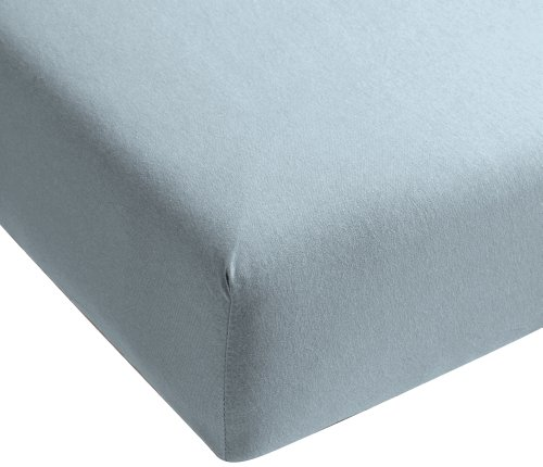 Beddinghouse Jersey hoeslaken / 180 * 200/210 cm/lichtblauw