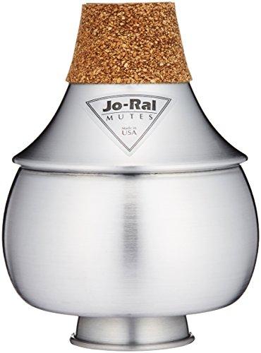 Jo-Ral TPT2A - Sordina de burbuja para trompeta de aluminio