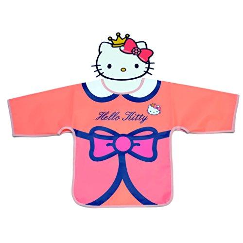 Hello Kitty tablier actividades-comida