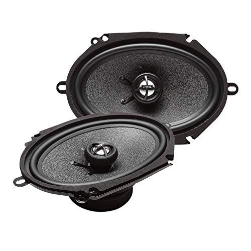 Skar Audio RPX68 6-Inch x 8-Inch 2-Way 210 Watt Coaxial Speakers - Pair