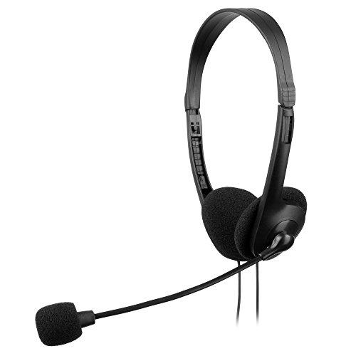 Tacens Anima AH118 - Auriculares con micrófono y Diadema Regulable,...