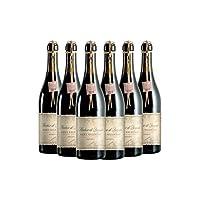 Photo Gallery marchese di borgosole salice salentino doc riserva, vino rosso, consigliato con arrosti e carni rosse, ottimo con formaggi stagionati, 6 x 750 ml, made in italy, 13% vol
