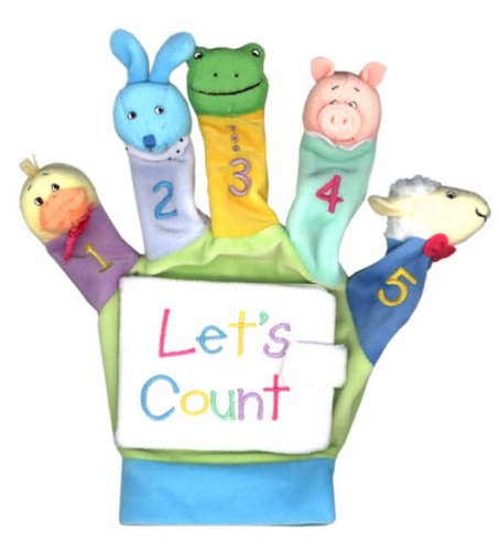 Let's Count!: A Hand-puppet Board Book (Hand Puppet Board Books)