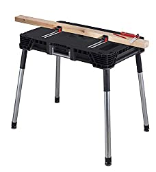 Keter Portable Work Bench Woodworking Review