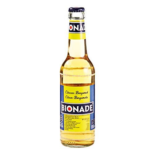 Bionade Lemon bergamot 12 Flaschen x 33 cl