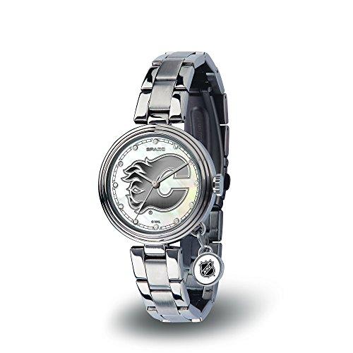 Rico Calgary llamas encanto reloj de la mujer