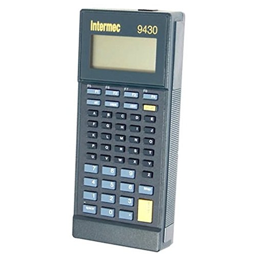 Check Out This Intermec Trakker 9430 Portable Data Collection Computer - 9430E010200