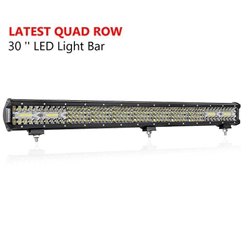 utv led light bar offroad 30 inch - 6
