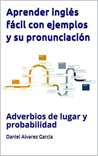 Aprender inglés fácil con ejemplos y su pronunciación: Adverbios de lugar y probabilidad (English Edition)