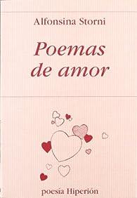 Poemas de amor par Alfonsina Storni