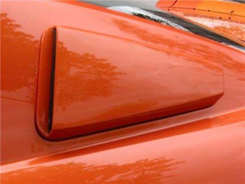 07 mustang rear window louver - 7