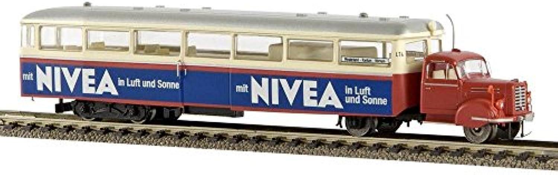 H0 BR SYLTER LT 4 NIVEA DC TD